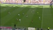 Tackle duro di Della Rocca su Nesta: cartellino rosso in Milan-Bologna