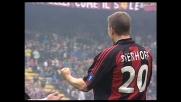Bierhoff punisce con un goal l'uscita errata di Sterchele: Vicenza sotto a San Siro