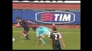 Brienza si cimenta nello slalom contro la Lazio