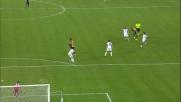 Jankovic dalla distanza colpisce la traversa del Cagliari