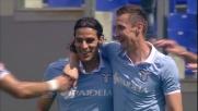 Il goal fortunoso di Floccari apre le marcature in Lazio-Sampdoria