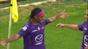 Grandissimo goal in pallonetto di Cuadrado contro il Cagliari