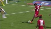 Cagliari vicino al super goal con Balzano, ma c'è Agliardi