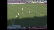 Giuseppe Rossi tenta il numero col tacco sul campo della Lazio