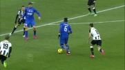 Incontenibile Pogba: si libera di tacco del suo marcatore in Udinese-Juventus