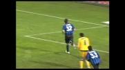 Vieri mette il sigillo alla vittoria dell'Atalanta con il goal del 3-0