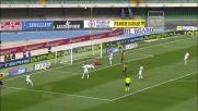 Cannavaro non sbaglia la posizione e sgomina l'attacco del Verona