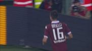 Baselli supera Diego Lopez e il Torino aggancia il Milan