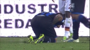Respinta dolorosa per Denis a Bergamo