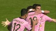 Il Palermo cala il tris con il goal di testa di Chochev