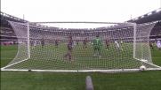 Rinaudo sguscia a centro area e segna il goal che pareggia i conti con l'Hellas Verona
