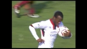Suazo accorcia le distanze: il Livorno subisce il goal del 2-1