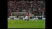 Zapata travolge Inzaghi in area e il Milan conquista un rigore