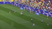 Goal annullato ingiustamente a Belotti contro l'Udinese