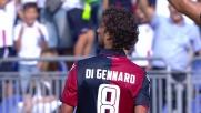 Di Gennaro in goal contro il Crotone, 1-0 per il Cagliari