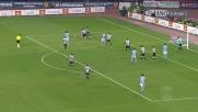 Maggio di testa, la traversa salva la Juventus dal goal del Napoli