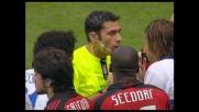 Fallo di Rivalta su Ambrosini: rigore Milan con l'Atalanta a San Siro