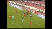 Dabo evita un goal con un intervento sulla linea