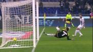 L'audace Klose è assistito dalla fortuna per il goal all'Udinese
