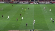 Rudiger senza troppi complimenti travolge Balotelli in tackle