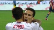 Icardi apre le marcature in Genoa-Inter con un goal di rapina