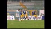 Traversa di Firmani: il Parma si salva contro la Lazio