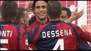Il goal di Jeda chiude in pari la gara al Sant'Elia con l'Udinese