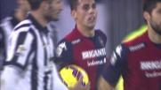 Rossettini segna il goal della bandiera contro la Juventus