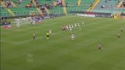 Doppia occasione per il Palermo ma Abel Hernandez non trova la porta di testa contro il Cagliari
