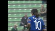 Baggio pennella una punizione perfetta: goal del Brescia al Friuli