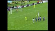 Rigore inutile di Iaquinta: l'Udinese perde a Firenze 4-2