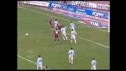 Ballotta respinge un cross del Torino con il pugno