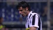 Amelia blocca Iaquinta e la Juventus nella propria area di rigore