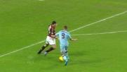 Il goal di Immobile in contropiede castiga il Milan a San Siro
