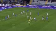 Gran tiro da fuori area di Mario Rui fuori per un soffio: l'Udinese si salva a Empoli