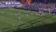 Dodo' regala un rigore alla Lazio con un fallo ingenuo su Keita