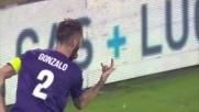 Colpo di testa vincente di Rodriguez sotto la Fiesole: chiusa la pratica Udinese