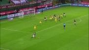 La parata in tuffo di Bizzarri nega il goal a Kucka