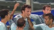 Il goal di Kozak consegna la vittoria alla Lazio sulla Fiorentina