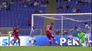 Paci accorcia le distanze tra Lazioe e Siena con un goal di rapina