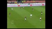 Tackle sontuoso di Maldini, recupero del pallone regolare