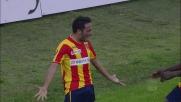 Di Michele al volo firma il goal della rimonta sul Brescia!