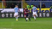 Raddoppio del Genoa con Fetfatzidis contro la Lazio