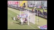 Cavani segna di testa da due passi, Palermo 1 Cagliari 0