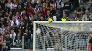 Il siluro di Vidal colpisce la traversa nel match col Genoa
