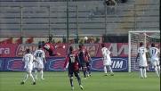 Ragatzu al volo con la suola, acrobazia contro l'Udinese