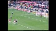 Zidane segna un goal su rigore col brivido contro il Milan