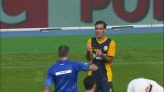 Rafa Marquez stende Bonaventura e viene espulso contro il Milan