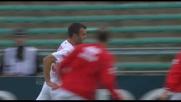 Goal al volo di Meggiorini e la Lazio cade a Bari