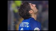 Il magnifico sinistro di Bonetto si stampa sulla traversa in Empoli-Milan